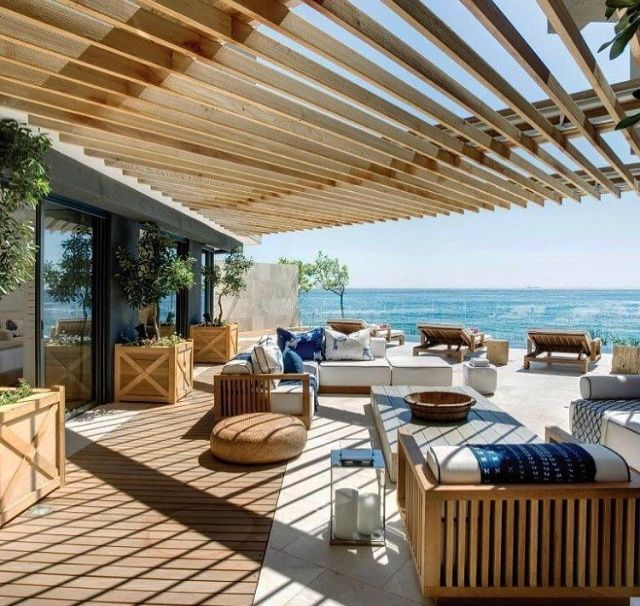 Design Your Own Exterior: Outdoor Living-Create Your Own Mediterranean Vibe