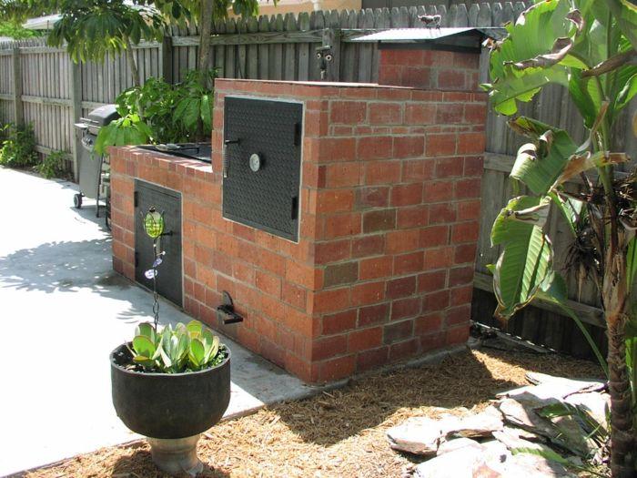 gemauerter grill wollen sie diesen selber bauen garten pinterest gemauerter grill. Black Bedroom Furniture Sets. Home Design Ideas