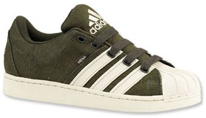 b0c0aa03853491 Hemp Adidas shell toe. Lived in 3 dif pairs of these in high school and  college. Love!