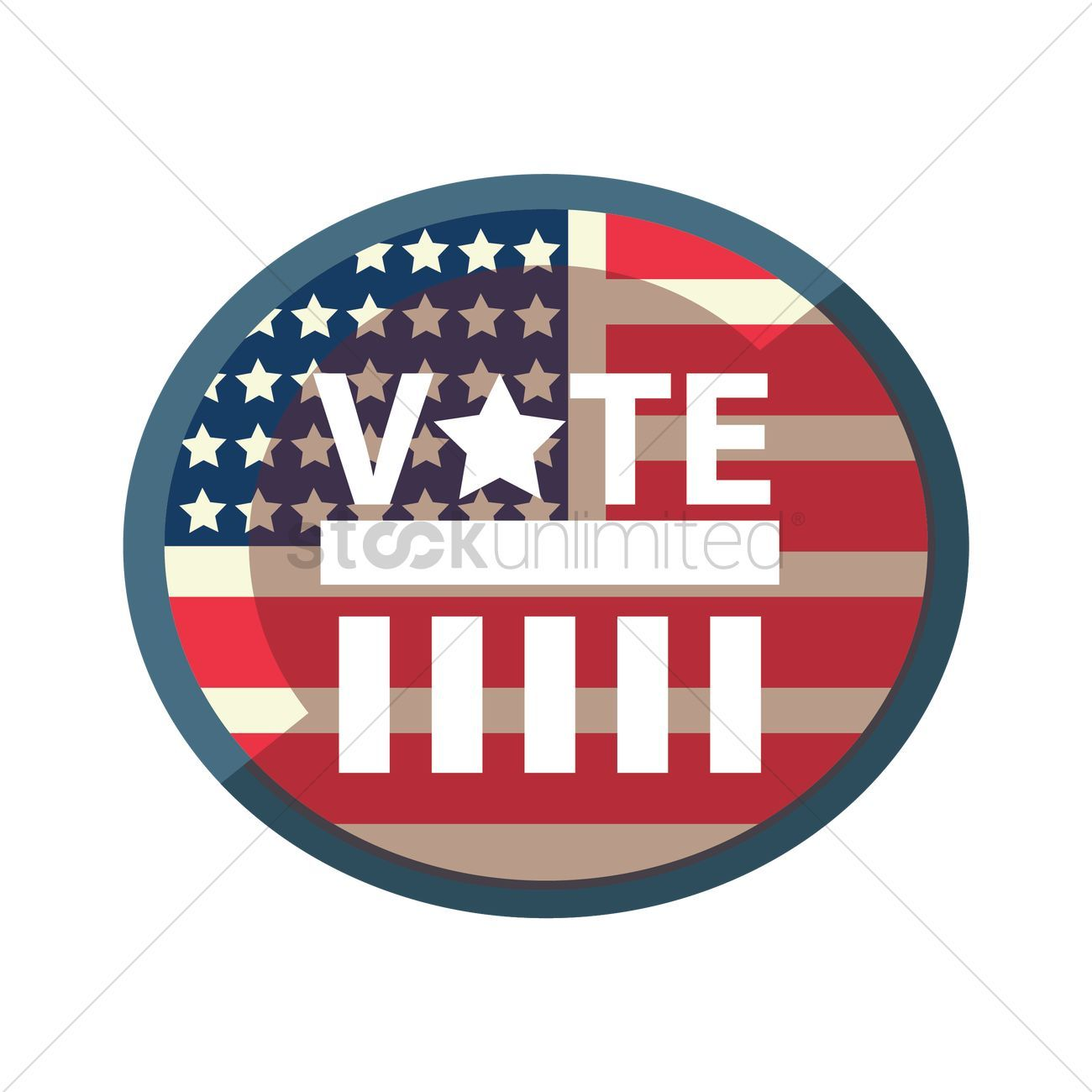 Vote On Usa Flag Vectors Stock Clipart Sponsored Flag Usa Vote Clipart Stock Affiliate In 2020 Chicago Cubs Logo Flag Vector Sport Team Logos