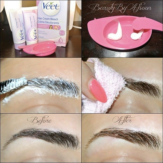 Lighten Eyebrows Beauty Tips Secrets Pinterest Hair