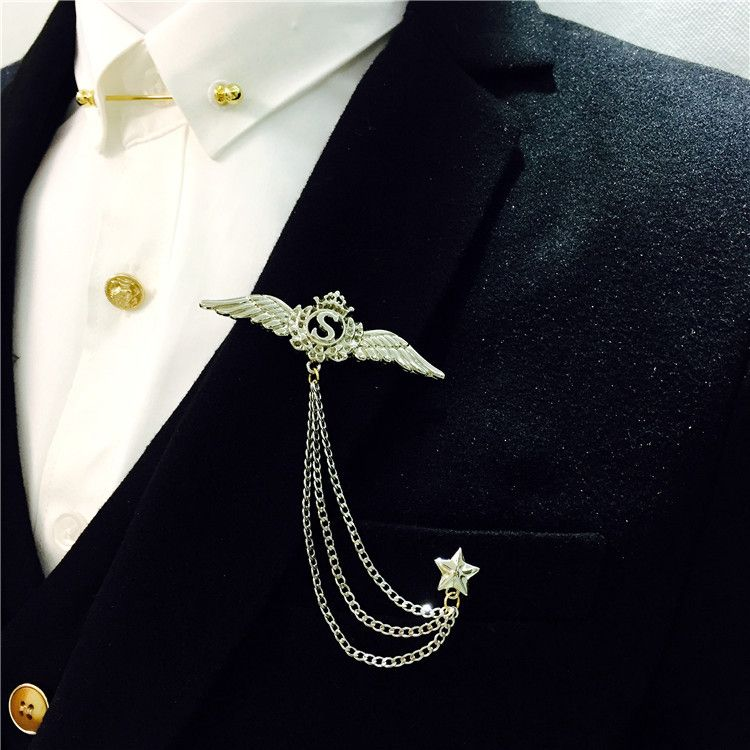 Butterfly Collar Suits for Men | Costume Accessories for Men ...