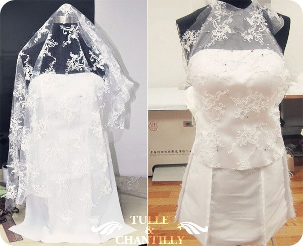 Process Show Time} Gorgeous Backless Sheer Illusion Neckline Two-in ...