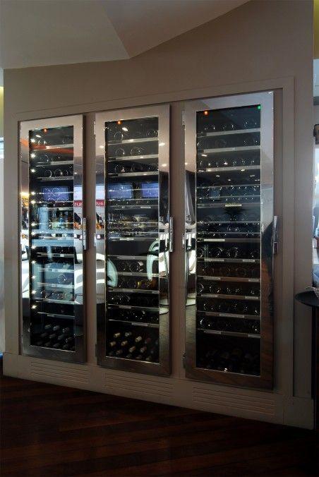 Armoire A Vin Sur Mesure Provintech Pour Le Drugstor