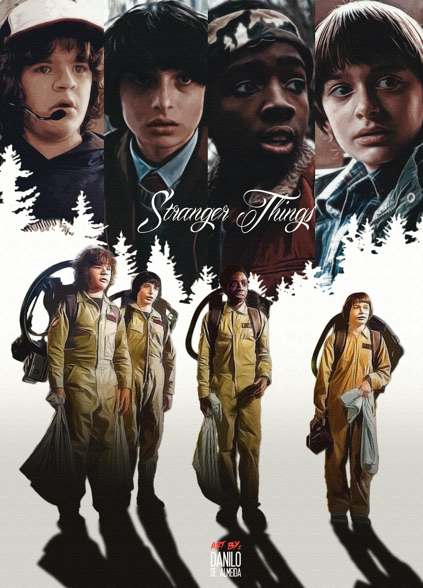 Stranger Things #strangerthings #netflix #eleven #dustin #mike ...