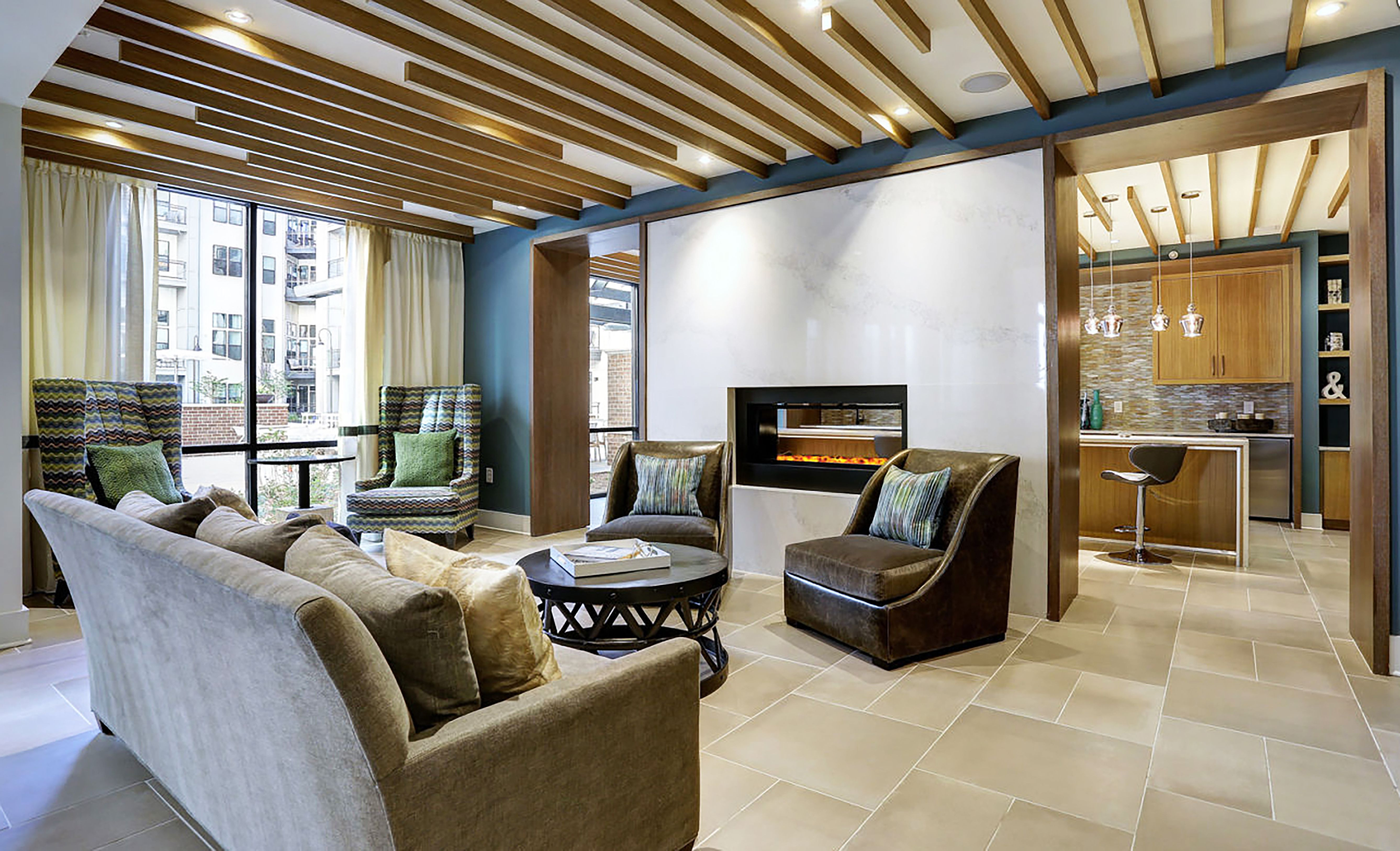 Apartment Amenity Space Design Ideas By Beasley Henley Interior