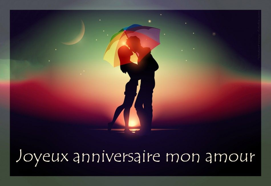 Joyeux Anniversaire Mon Amour Citations Mots Pinterest Happy