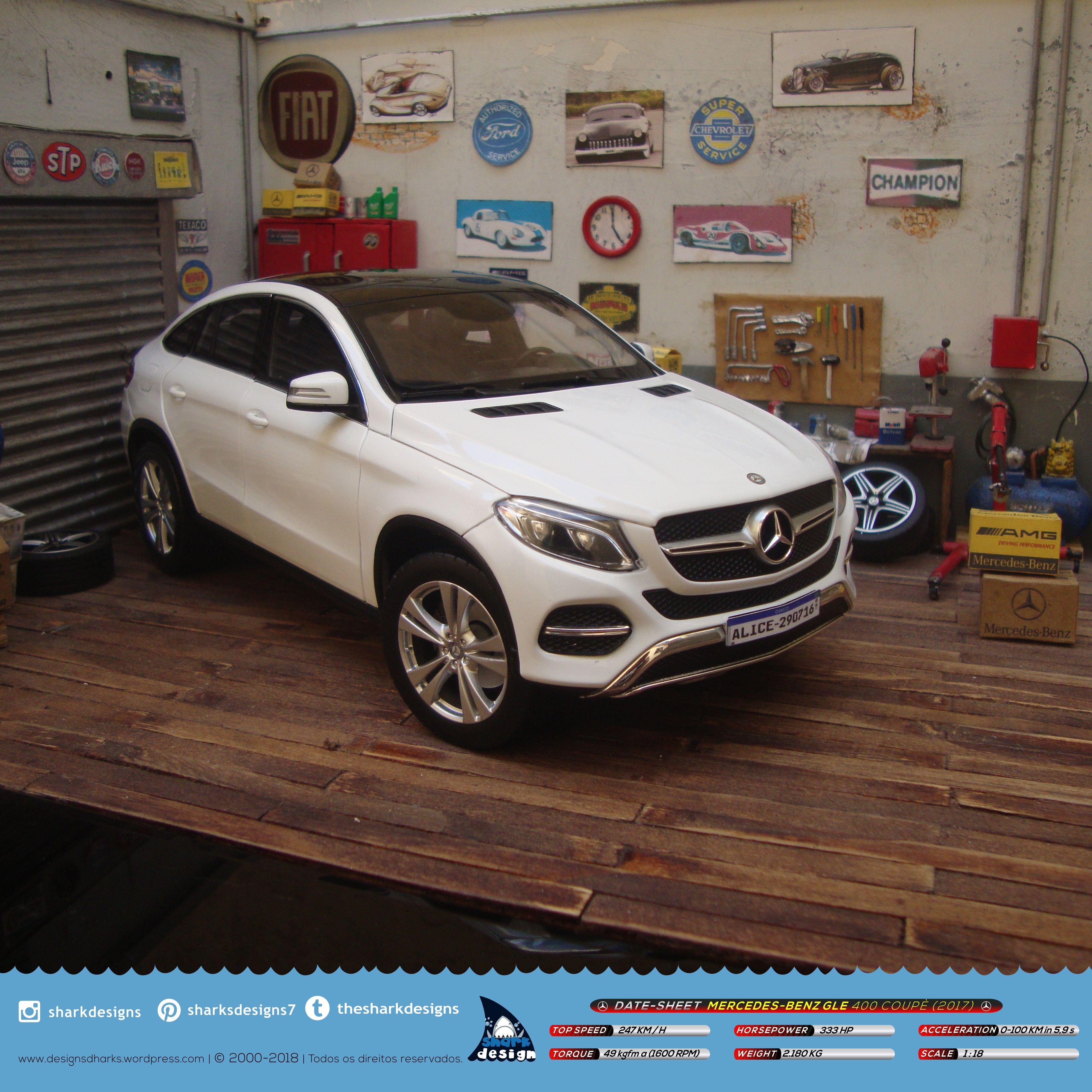 Esse SUV Monstro... Date-Sheet: Mercedes-Benz GLE 400