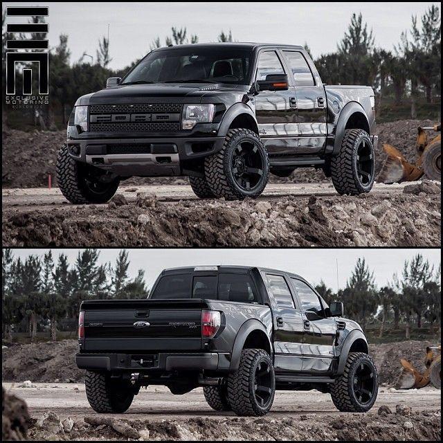 Ford SVT Raptor customized by @exclusivemotoring #exclusivemotoring #miami #Padgram