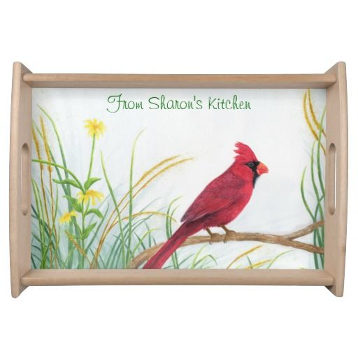 Cardinal - Serving Tray Serving Trays