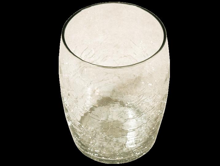 Gobelet en verre transparent souffl bouche gobelet - Film transparent pour table en verre ...