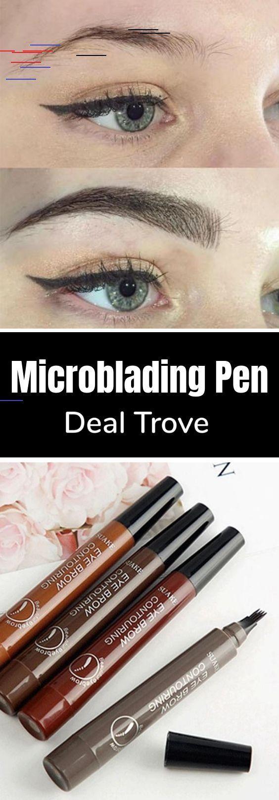 Waterproof Microblading Eyebrow Pen ⭐⭐⭐⭐⭐ (5/5 Stars)