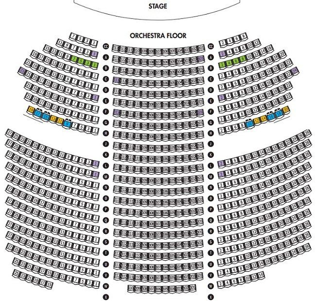 Richard Rodgers Theatre Seating Chart Hamilton Tickpick Theater Seating Seating Charts Hamilton Broadway