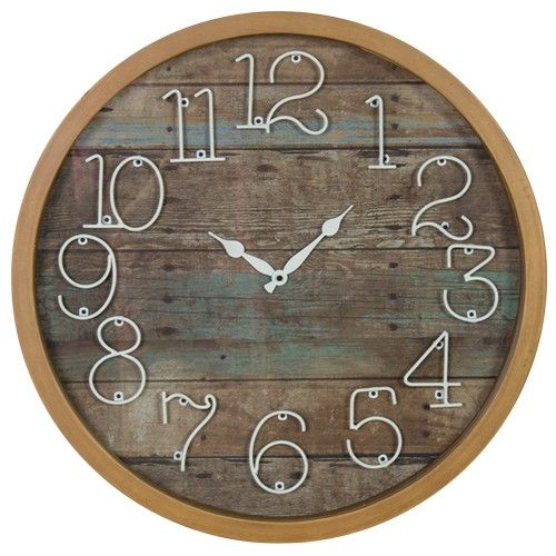 Grove Round Clock Medium (60W X 7.3D X 60H Cm) RRP $167