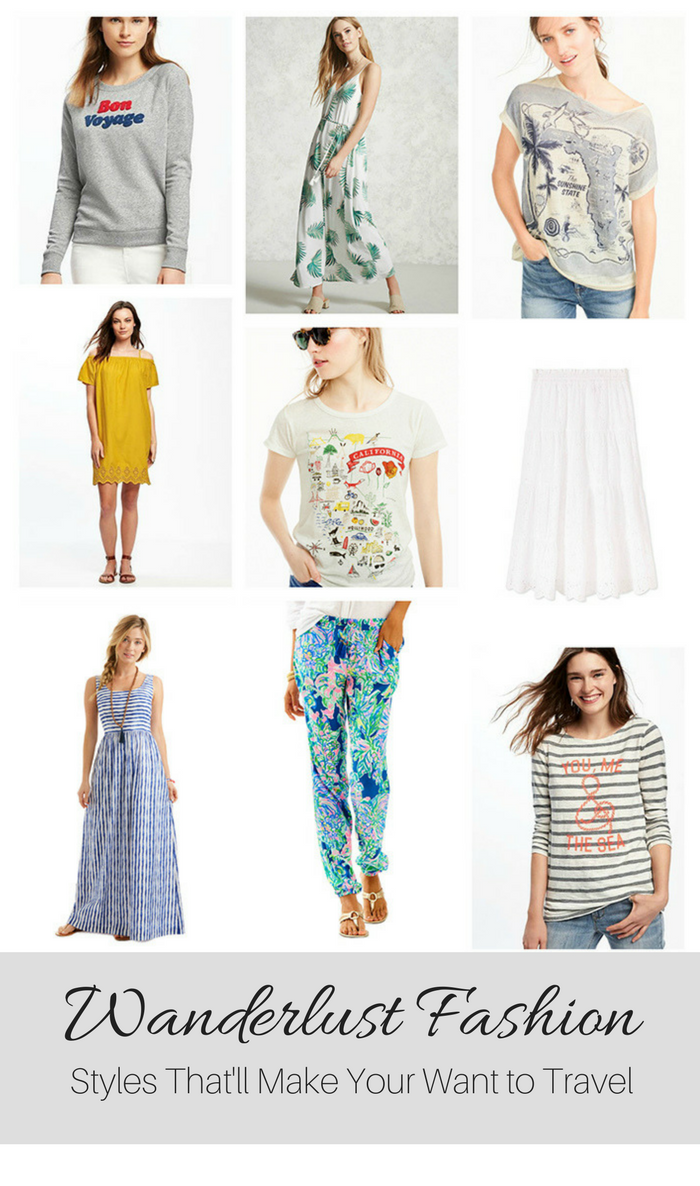 Travel Inspired Style to Fuel Your Wanderlust: Our Top Picks ...
