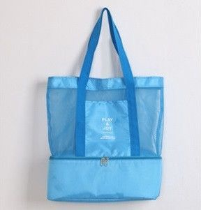 8d4efbebdffe Amazing Beach Lover Tote Bag With Insulated Cooler in 2019 ...