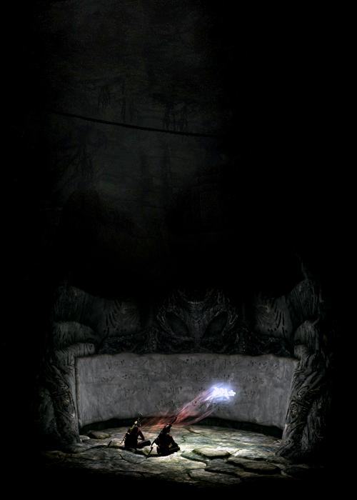 Skyrim Word Wall Dragon Language Skyrim Art Elder Scrolls Art Skyrim