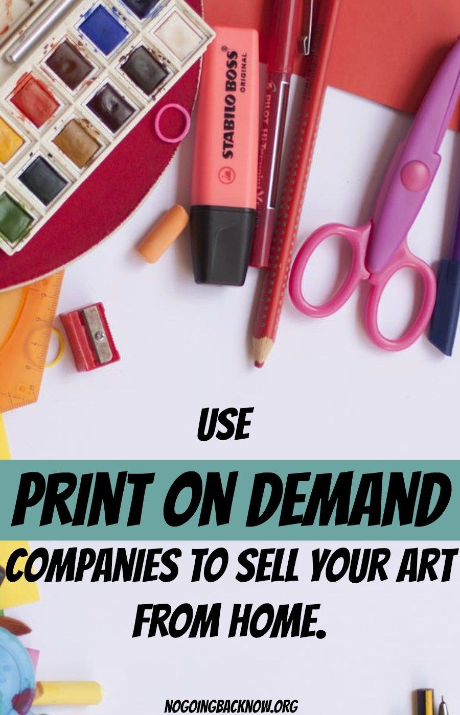 Print On Demand To Sell Your Art Things to sell, Sell