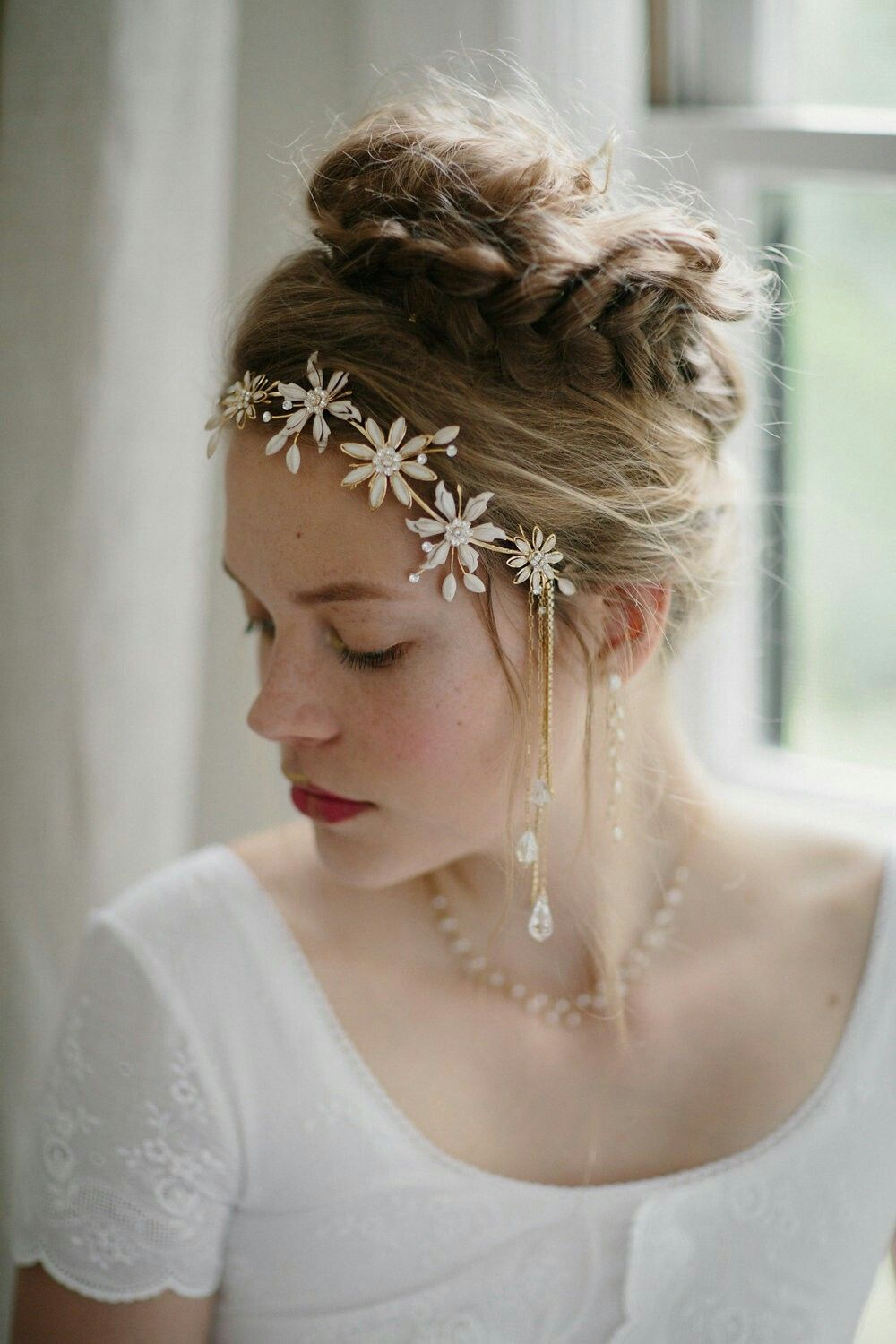 treasure hunt decorative hair pieces by erica elizabeth designs