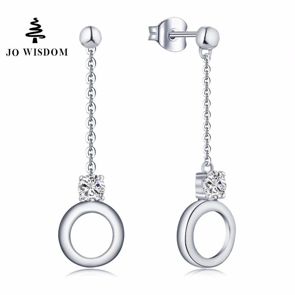 Fine Silver Earring Costume Jewelry Silver earrings