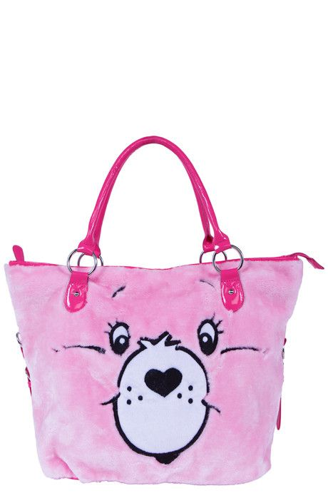 Care Bear Furry Porn - Iron Fist Ladies ♥ Care Bears Stare Tote ♥ A plush feel will leave you more