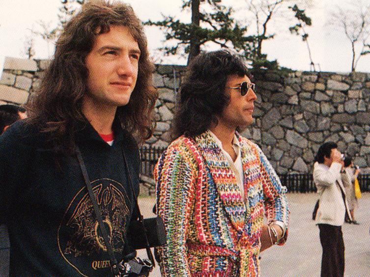 Queen in Japan – 1975