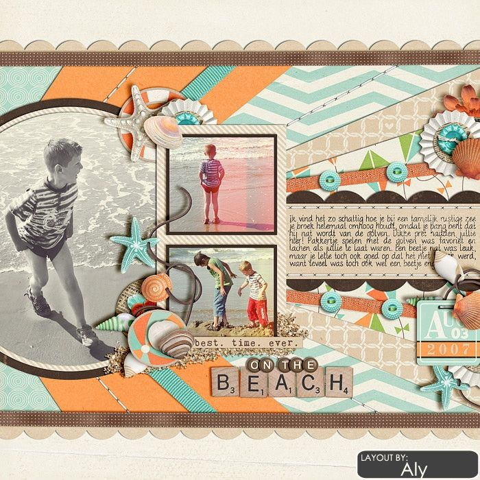 Sweet Shoppe Designs::1 Page Layout Templates::Cindy's Layered Templates - Half Pack 64: Burst of Fun 4 by Cindy Schneider
