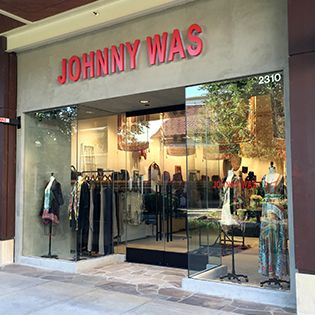 Johnny Was Retail Store   The Shops At La Cantera, San Antonio, TX