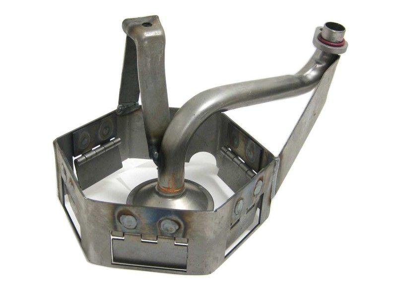 MINI Cooper Oil Pan Baffle Upgrade - R50/53