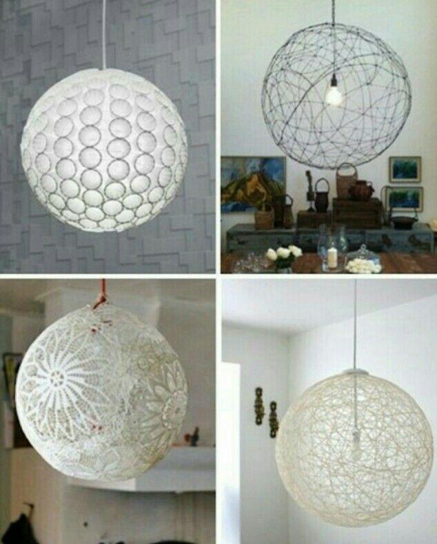 Room lights DIY Lighting Pinterest