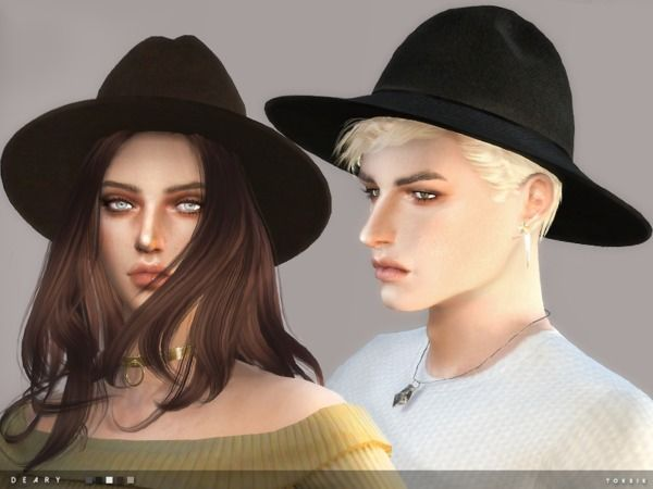 3e7df80dbfb Lana CC Finds - toksik - Deary Hat
