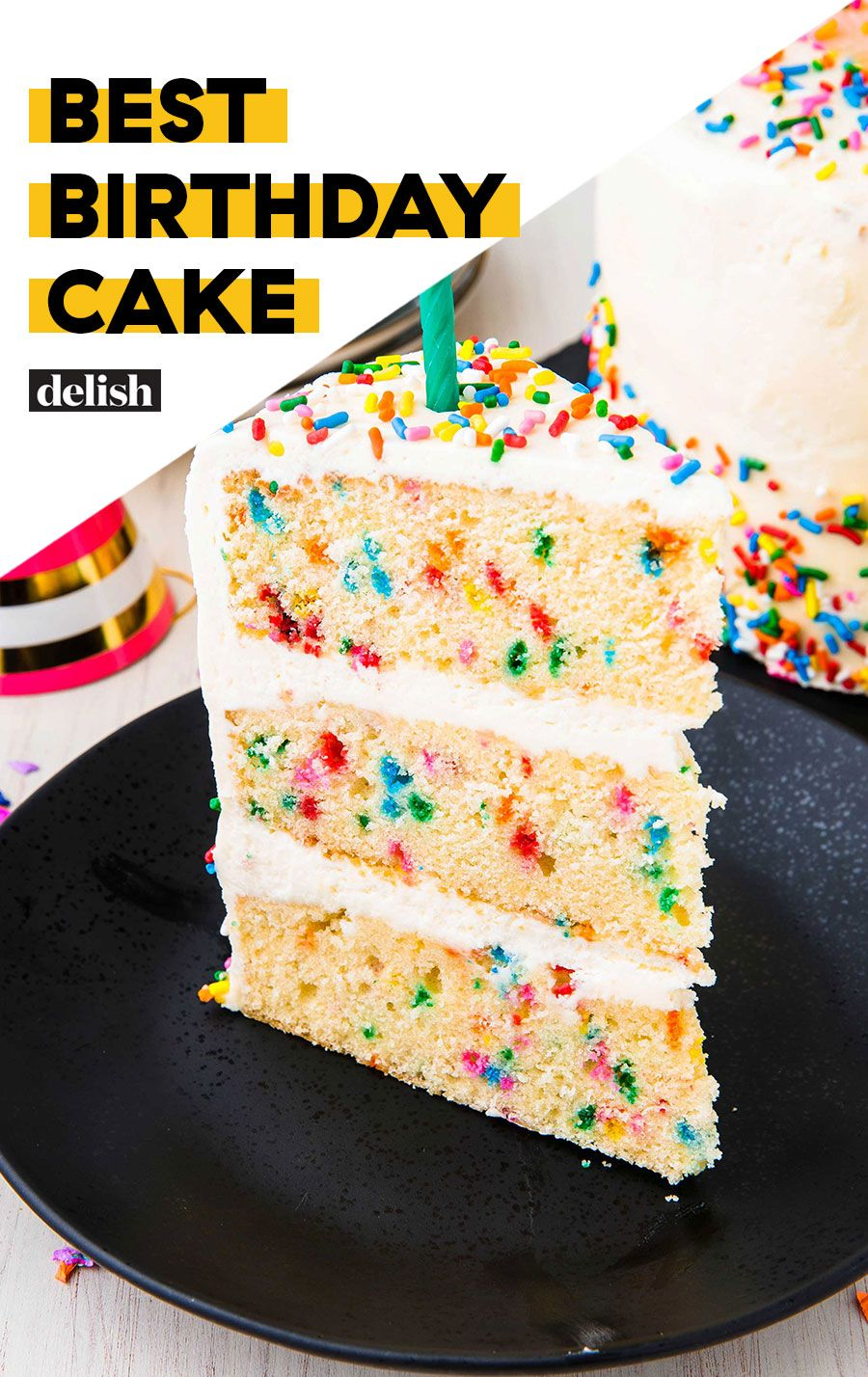 Sensational Perfect Birthday Cake Recipe Cake Recipes Cool Birthday Cakes Funny Birthday Cards Online Fluifree Goldxyz