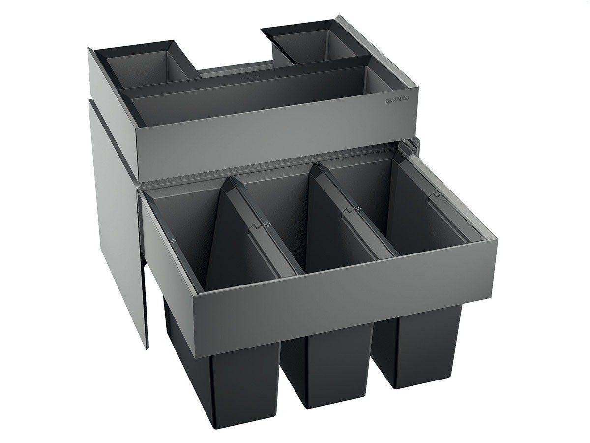 Blanco Select 60/3 Orga Einbau Abfallsammler Kunststoffeimer Schublade  Mülleimer: Amazon.de: Küche U0026 Haushalt