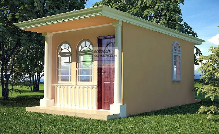 Bungalow house plans filipino style petite house designs for Filipino small house design