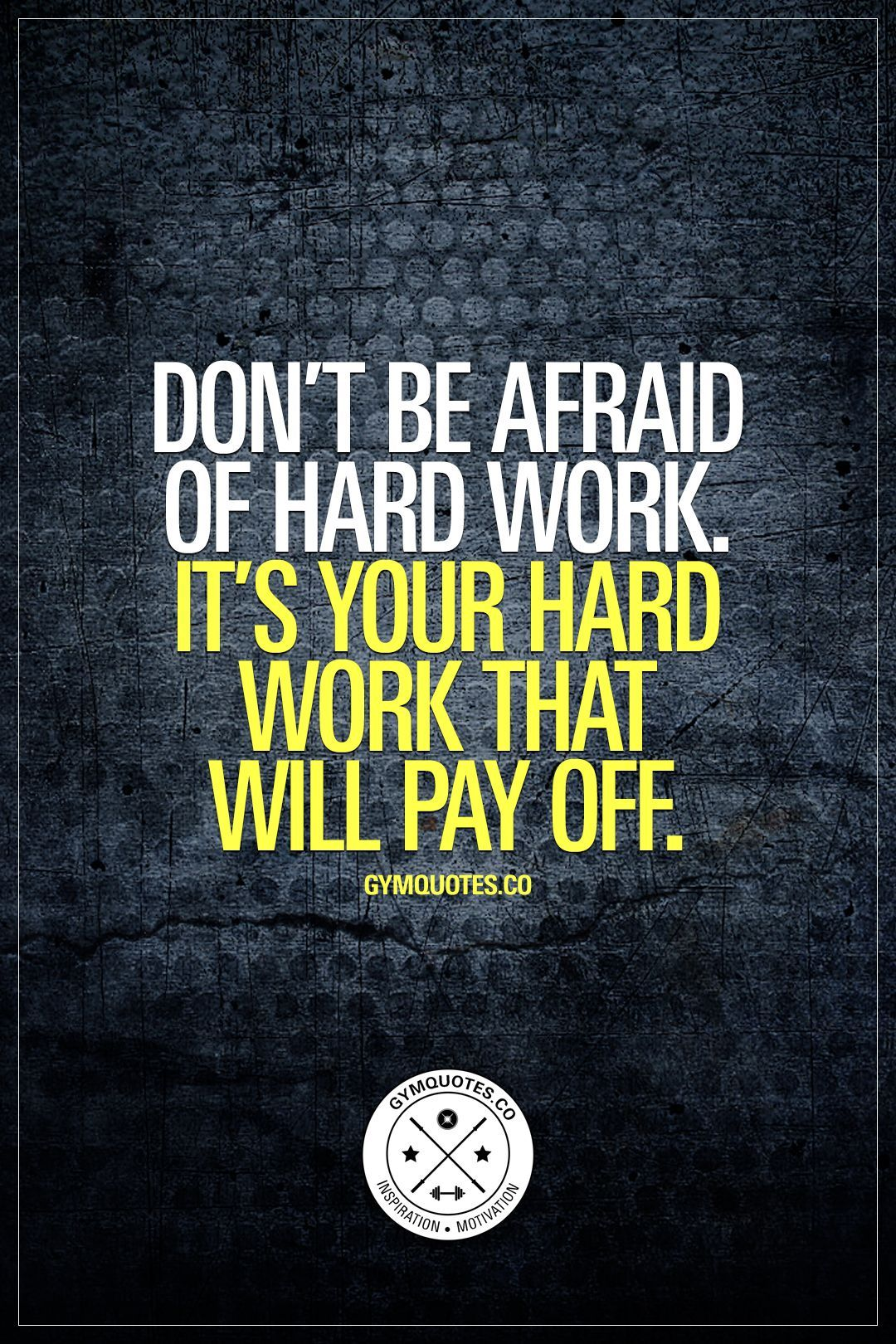 hard work doesn t always pay off
