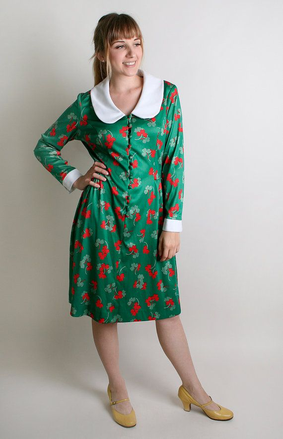 Vintage Emilio Borghese Dress