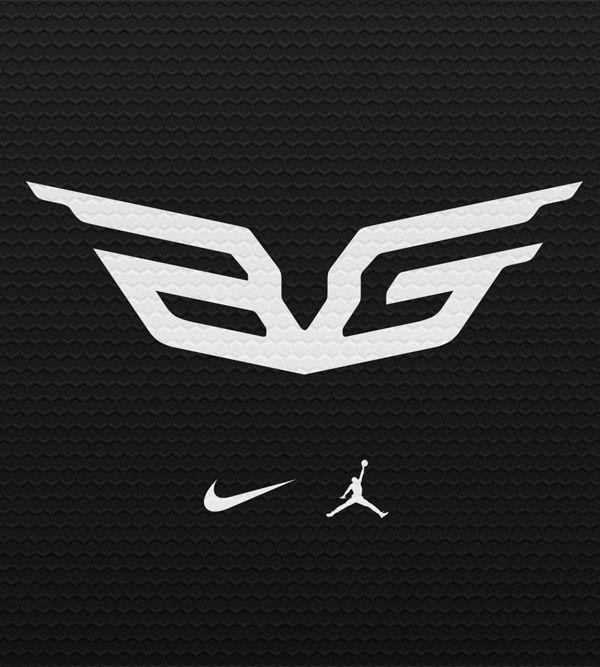 Blake Griffin Identity On Behance Blake Griffin Griffin Logo Sports Logo Inspiration