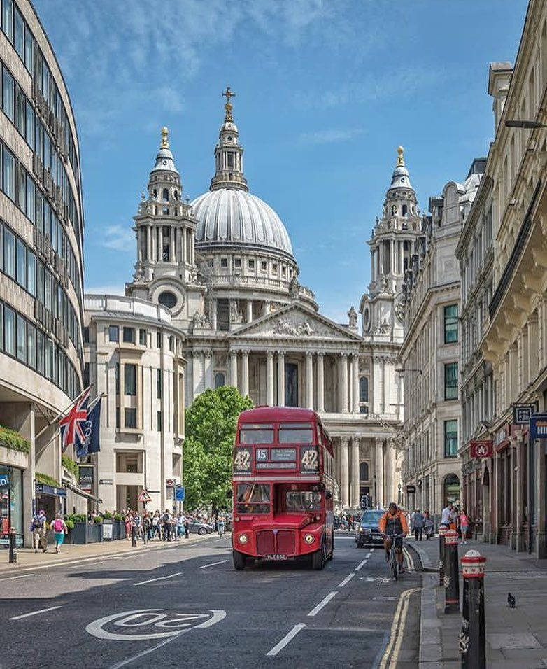 St. Paul's Cathedral London #travelengland