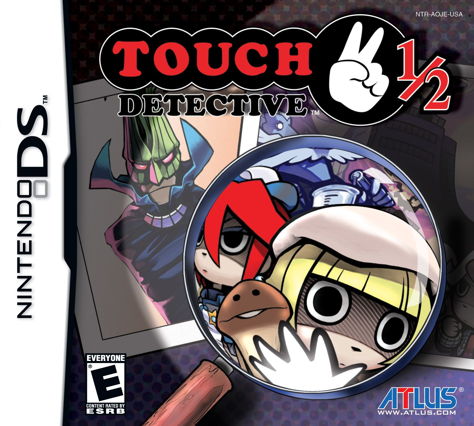 Touch Detective 2 1/2 Box Shot for DS - GameFAQs