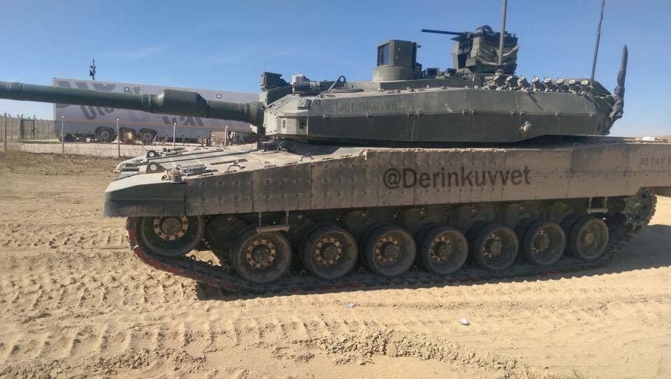 Turkish Mbt Altay 808x457 Army Vehicles Military Vehicles Army Tanks