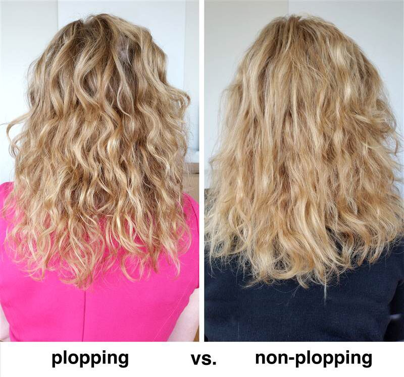 Plopping Want A Fuss Free Way To Get Frizz Free Curls