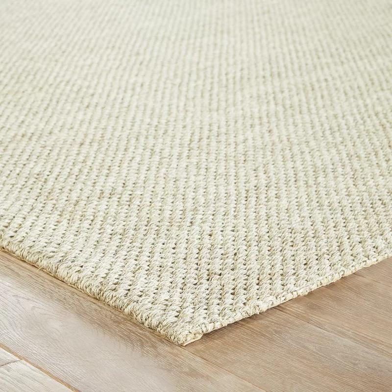 Bayer Hand Hooked Jute Sisal White Taupe Area Rug Trellis Pattern Rug Trellis Pattern Linen Armchair