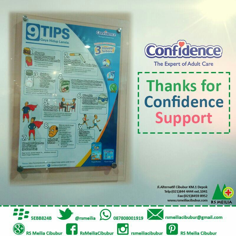 Thanks #confidence #rsmeilia #cibubur #depok #cileungsi #bekasi #bogor #jakarta