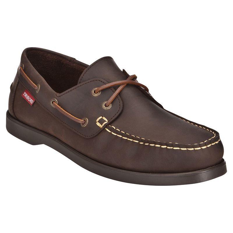 Odziez Zeglarska Buty Zeglarskie Cr500 Boat Shoes Leather Boat Shoes Boat Shoes Mens