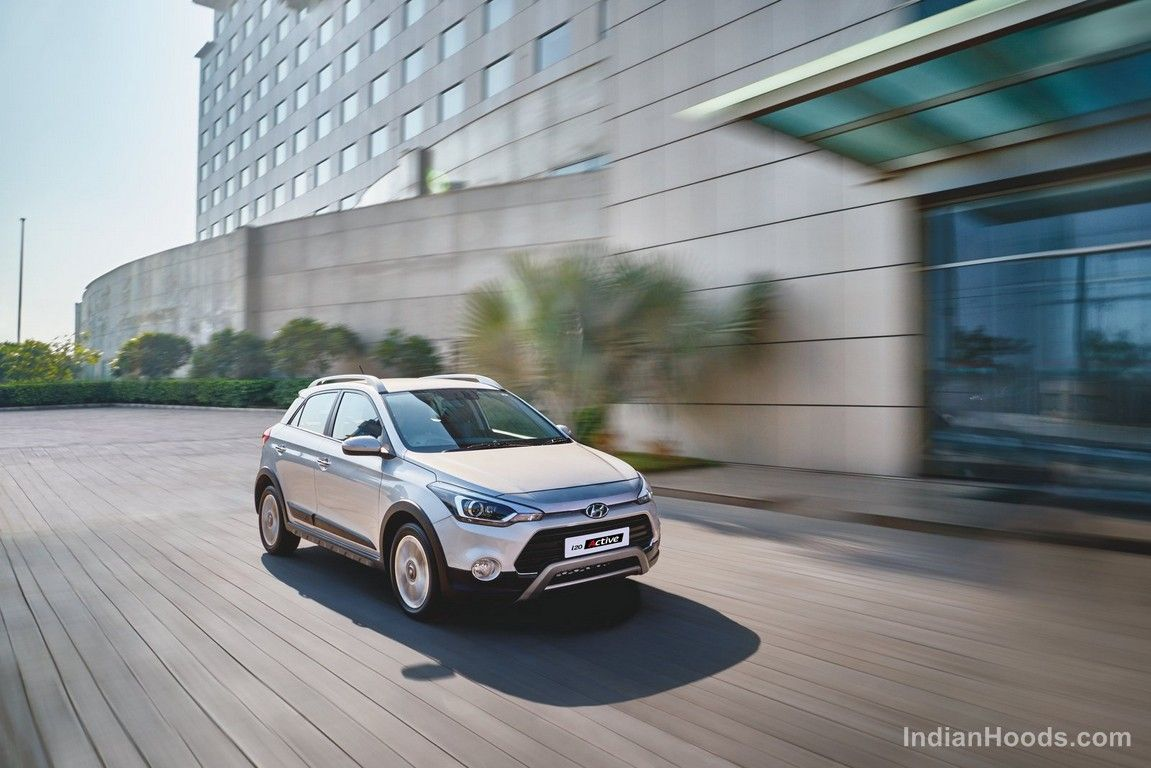 Hyundai i20 Active India, complete details http//www