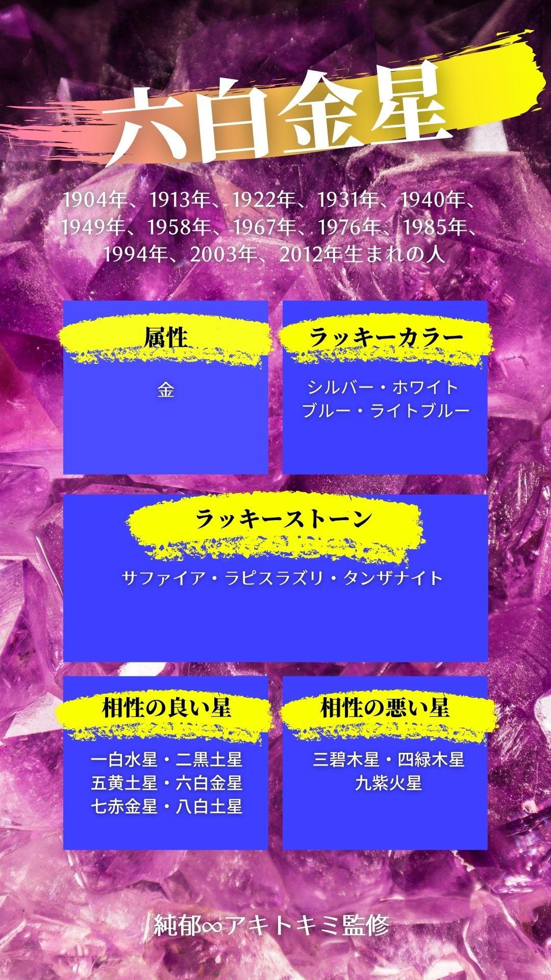 性格 九紫 火星