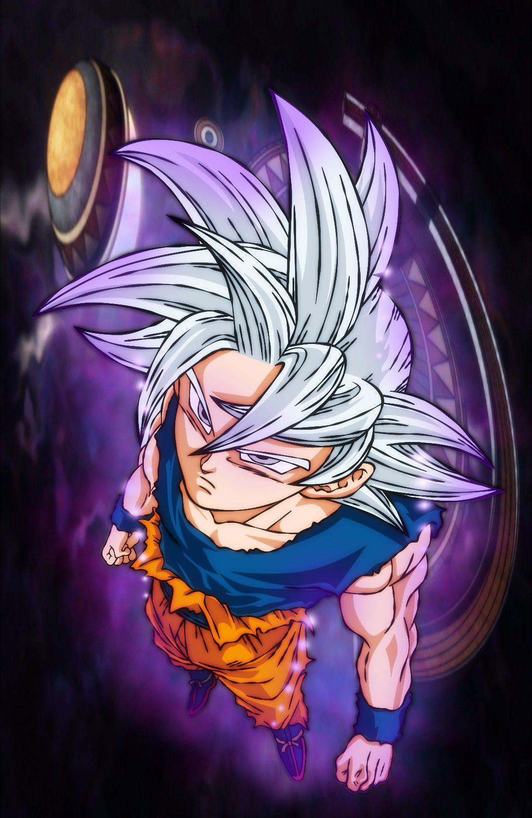 Goku Ultra Instinto Dragon Ball Super Artwork Anime Dragon Ball Super Dragon Ball Wallpaper Iphone