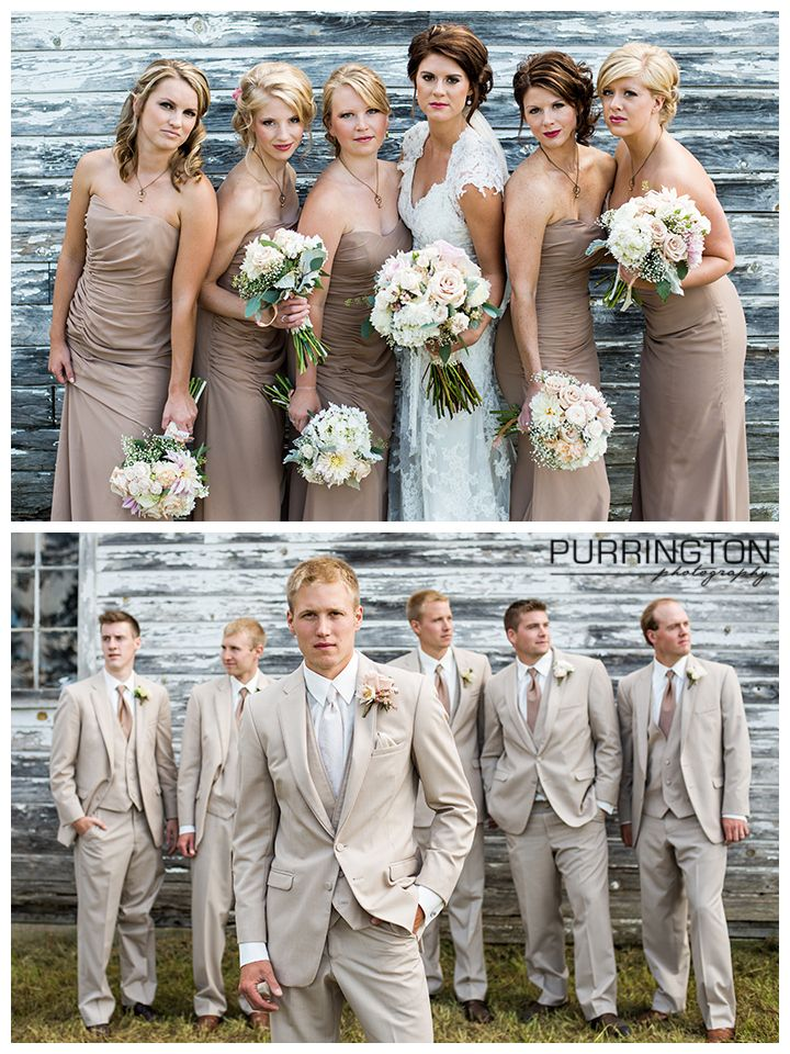 5fd6e2f78ef Bridal party bridesmaids groomsmen poses pose ideas © Purrington  Photography Bemidji Wedding Photographer