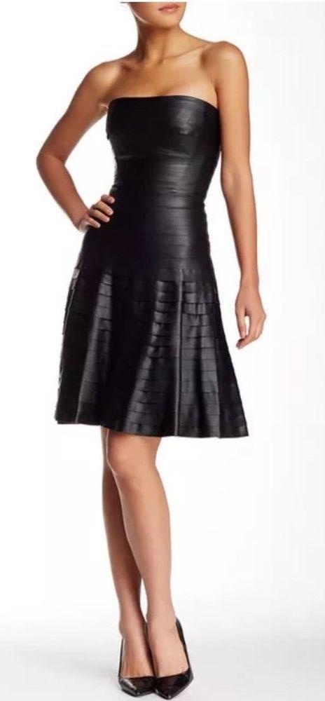41++ Bcbg leather dress info