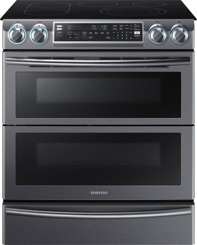 I Like This From Best Buy Double Oven Electric Range